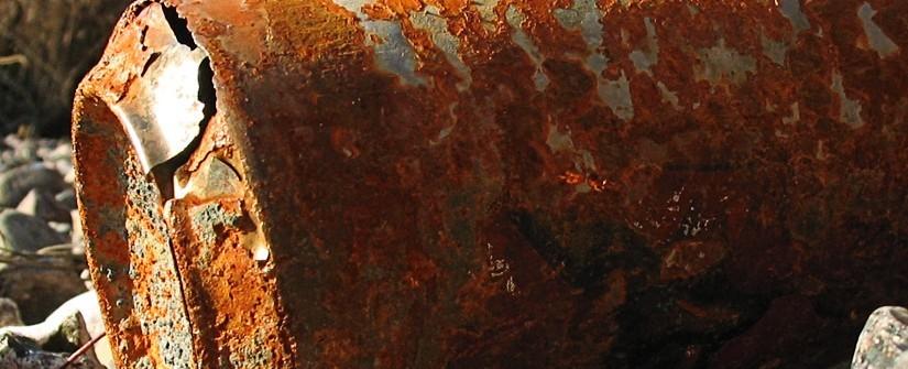 Rust prevention on Rancilio Silvia